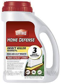 Захист будинку, газону, саду від комах, від мурах, від кліщів, від бліх, Ortho Home Defense Max Insect Kill
