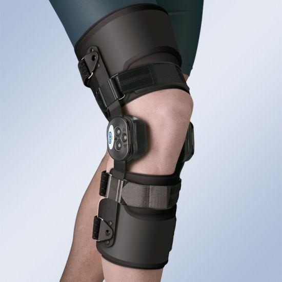 Регулируемый ортез для колена с системой фиксации 94231, 1