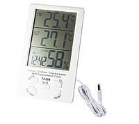 Термогигрометр Digital ТА-298 электронный
