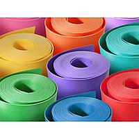 Цветной материал для ростовых цветов