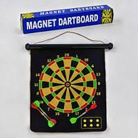 """Дартс магнитный в коробке С 33998 (36) размер 15"""" [Коробка] С33998"""