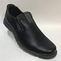 Мужские туфли искусственная кожа 45,46 р, фото 1