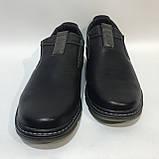 44 р. Мужские туфли из эко-кожи Последняя пара, фото 7