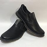 44 р. Мужские туфли из эко-кожи Последняя пара, фото 4