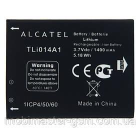 Аккумулятор Alcatel TLi014A1, TLi014A2 (1400 mAh)
