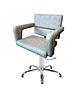 Кресло парикмахерское с подлокотниками ФЛАМИНГО, фото 2