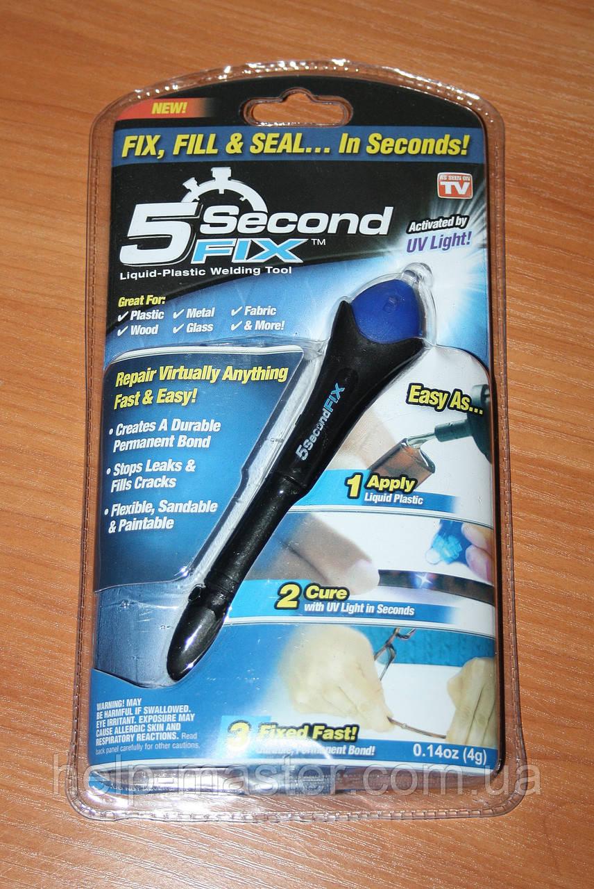 Супер клей 5Second FIX  (4g)