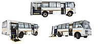 Переоборудование автобусов ПАЗ для перевозки людей с ограниченными возможностями , фото 1