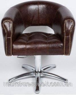 Кресло клиента DAMASKO на пятилучье