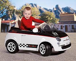 Детский электромобиль Fiat 500, фото 2