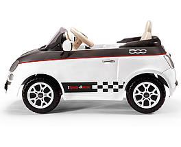 Детский электромобиль Fiat 500, фото 3