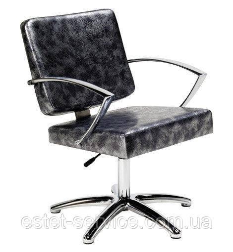 Парикмахерское кресло на пневмоподъемнике DIAN