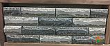 Кирпич облицовочный ECOBRICK луч ложок 250x120x65 мм серый, фото 3