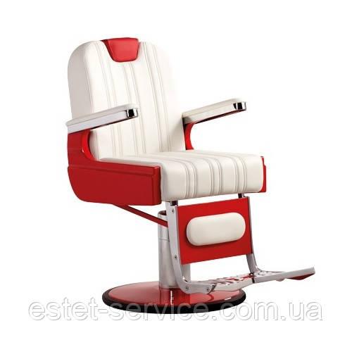 Мужское парикмахерское кресло CONFORT