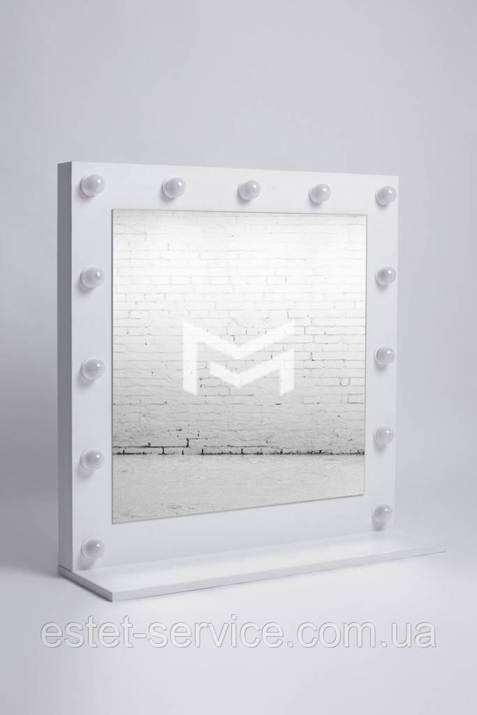 Зеркало с лампочками для парикмахера в салон красоты М405