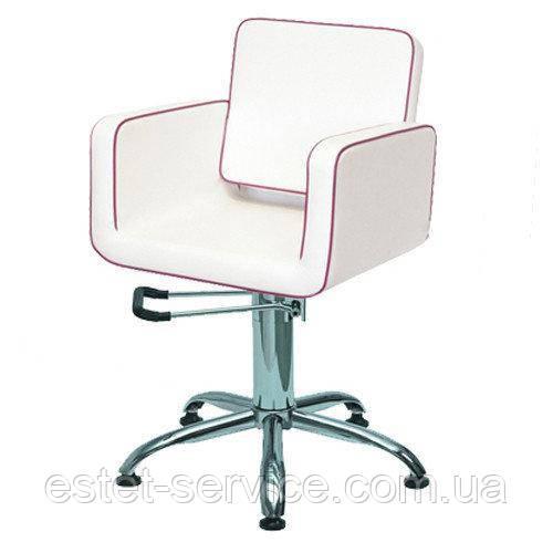 Парикмахерское кресло на гидравлике JUSTINE AM016