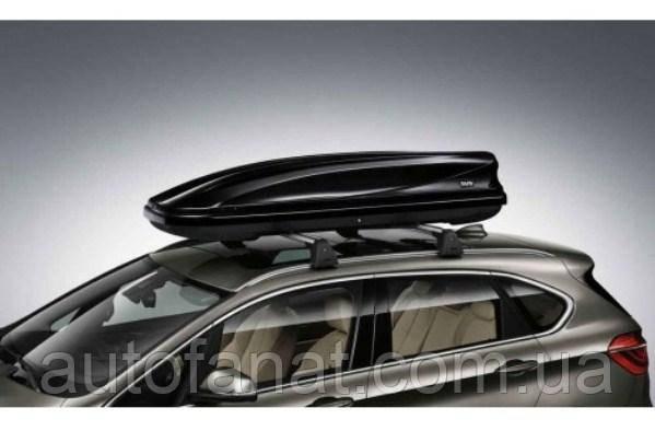 Оригинальный багажный бокс  320 L черный BMW X5 (F15) (82732209907)