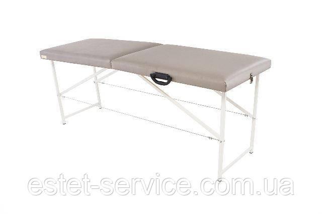 Standart Массажный стол-кушетка двухсекционный складной, FC-CS, UE313