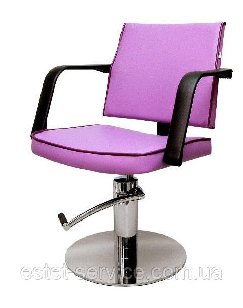 Кресло в парикмахерскую ЛИРА на пневматике