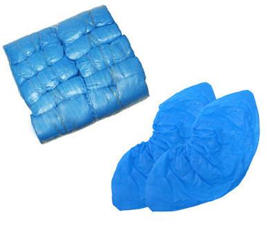 Бахіли блакитні - 50 пар/упак.