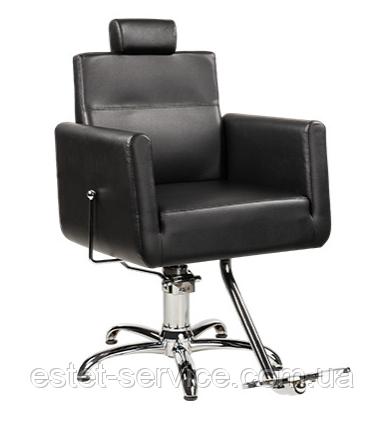 Кресло мужское RAY с подставкой для ног
