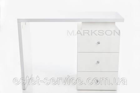 Столик маникюрный М114 Glossy с утолщением