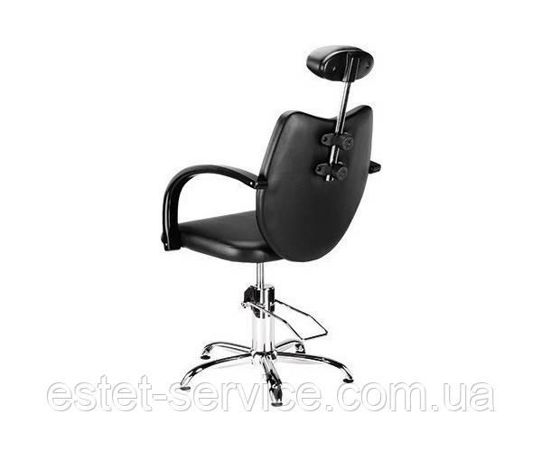 Парикмахерское кресло ТОЛЕДО с подголовником