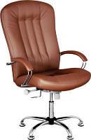Кресло педикюрное на хромированныом пятилучье ПОРТОС FR203