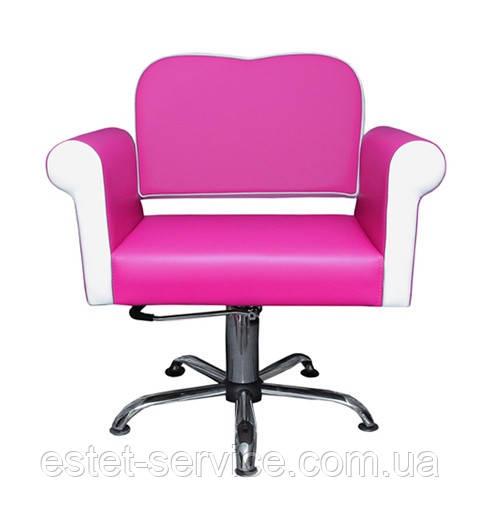 Кресло с широким сидением в парикмахерскую ВЕРОНА DS014