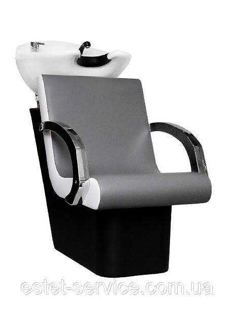 Мойка ПРИМАс пластиковой станиной и креслом ГРАЦИЯ