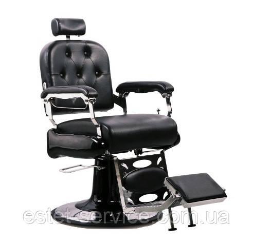 Мужское парикмахерское кресло LEON