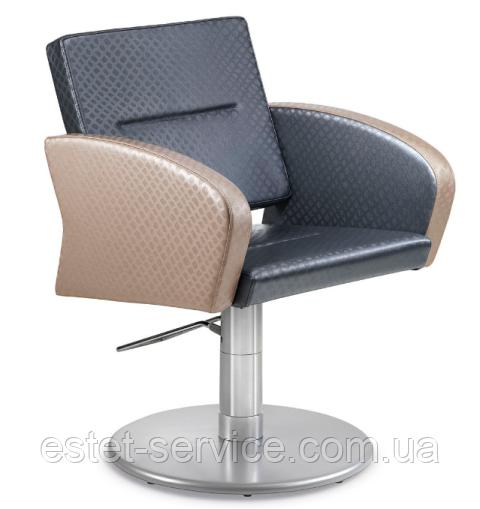 Парикмахерское кресло из кожзама МИЛАНО FZ026