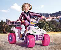 Детский электрический квадроцикл QUAD PRINCESS