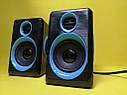 Колонки для компьютера FT-165 Blue, фото 8