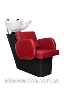 Бюджетная мойка в парикмахерскую ПРИМА с оригинальным креслом ФРЕЯ