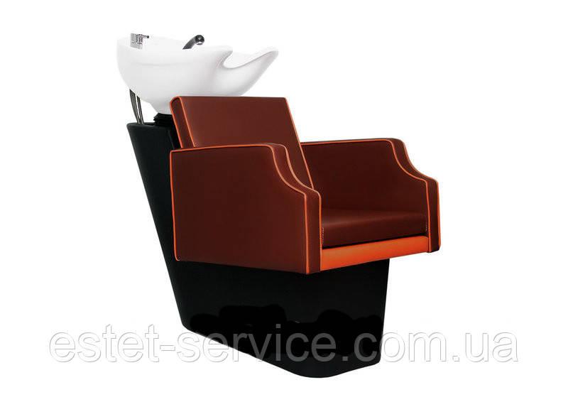Мойка ПРИМА с пластиковой станиной и креслом ДЖИНА