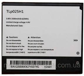 Аккумулятор Alcatel TLp025H1, TLp025H7 (1750 mAh)