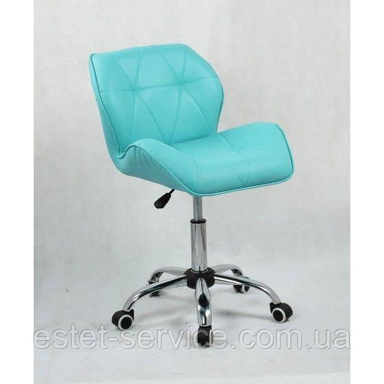 Косметическое кресло HC-111K бирюзовое