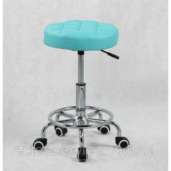 Косметическое кресло HC635 бирюзовый