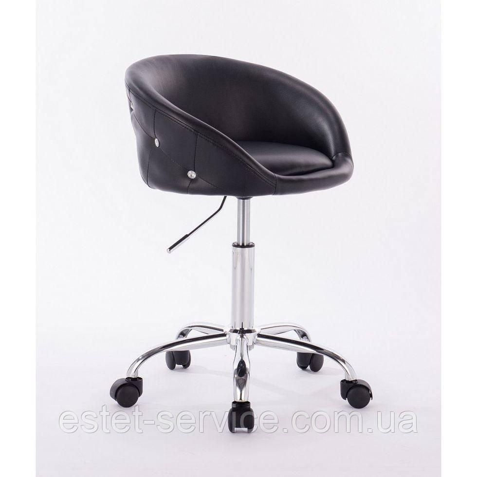 Косметическое кресло HC701K черное