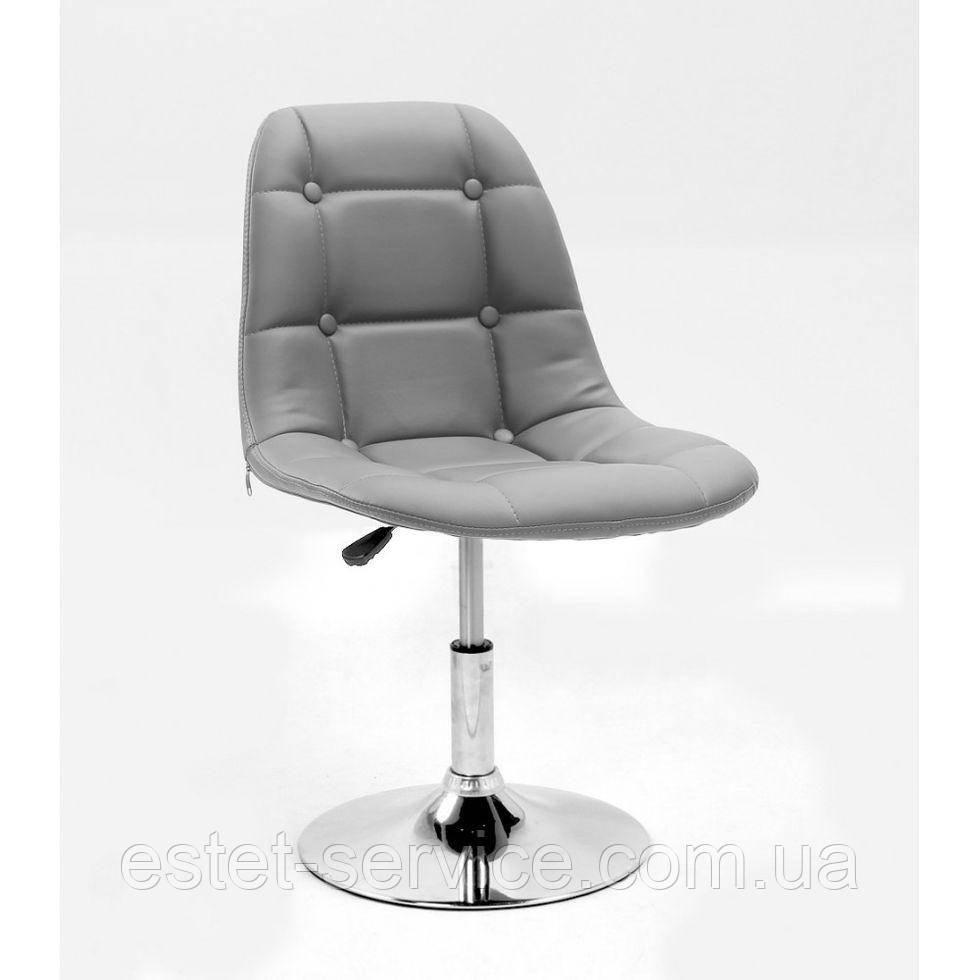 Кресло косметическое HC-1801N серое