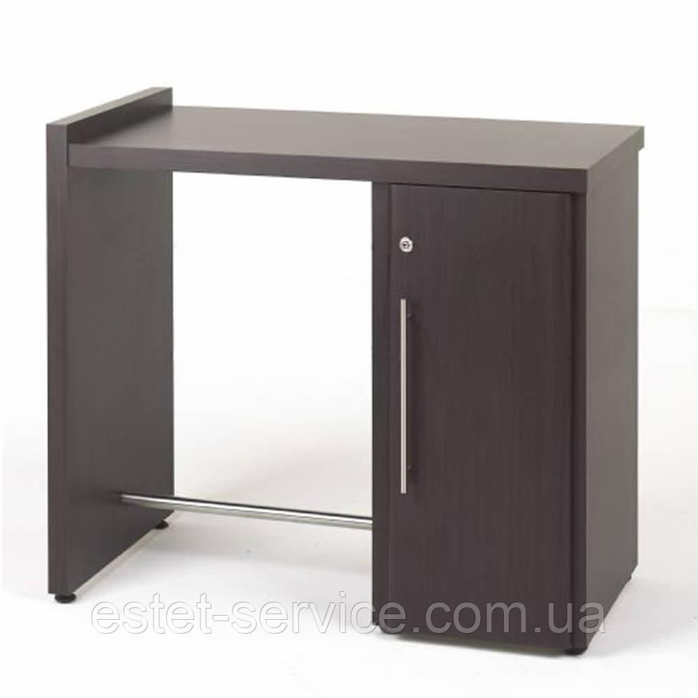 Стол однотумбовый для мастера маникюра В116