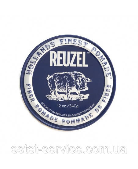 Помада для укладки волос ReuzelFiber Pomade