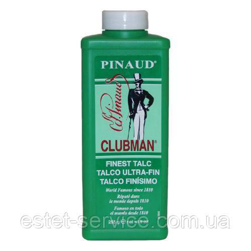 Тальк для тела (белый) Clubman Pinaud Finest Talc Ultra-Fin