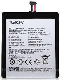Аккумулятор Alcatel TLp029A1 (2910 mAh)