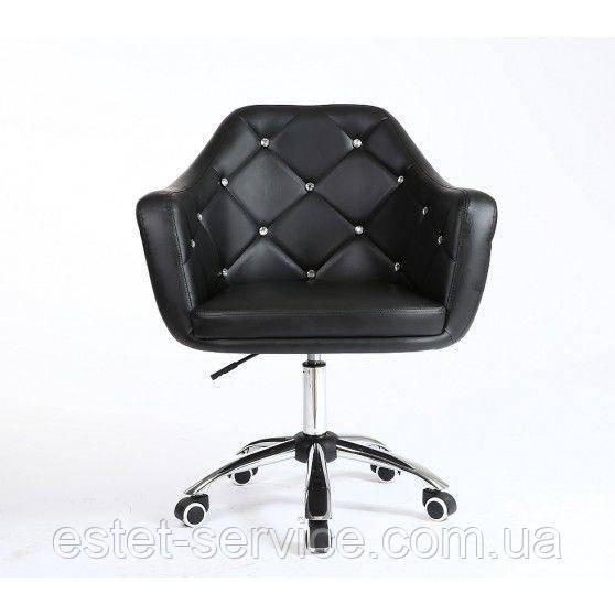 Косметическое кресло HC830K черное