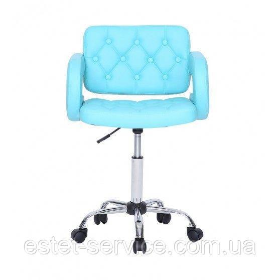Косметическое кресло HC8403K бирюзовое