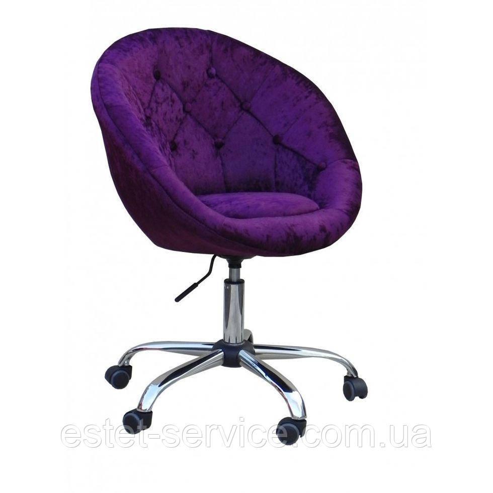 Косметическое кресло HC8516WK  фиолетовое