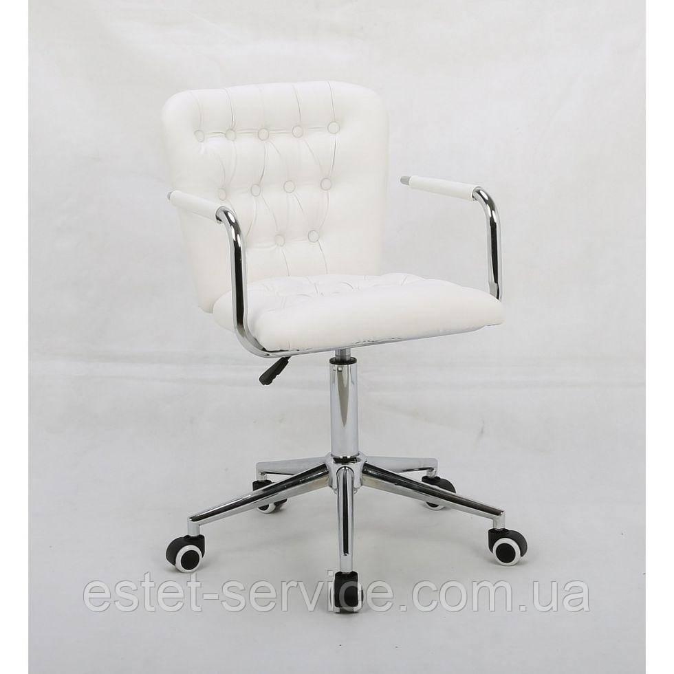 Косметическое кресло HC8603K белое