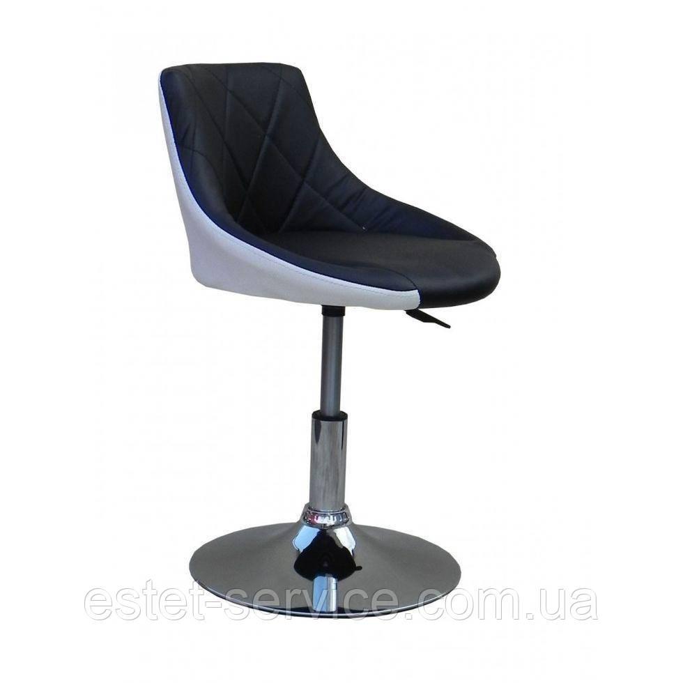Косметическое кресло HC931N черно-белое